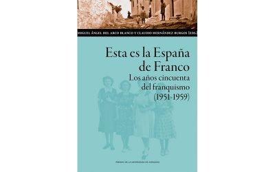 Nuevo libro de Miguel Angel del Arco Blanco y Claudio Hernández Burgos
