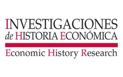 Artículo publicado en Investigaciones de Historia Económica-Economic History Research