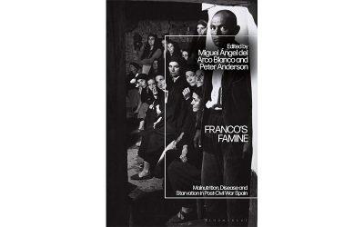 Nuevo libro de Miguel Ángel del Arco Blanco y Peter Anderson